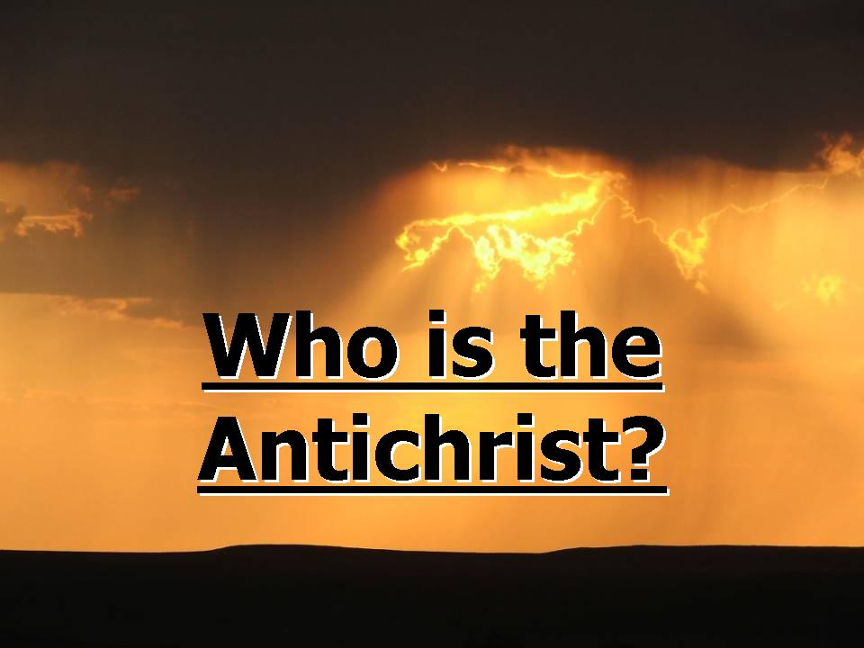 Five Reasons why the Antichrist will come from the Middle East - photo#1